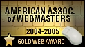 American Association of Webmasters - 2005